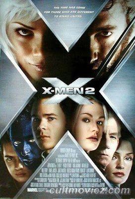 X Men 2 Dvdrip Latino Peliculas Marvel Películas Completas Gratis Hombres X