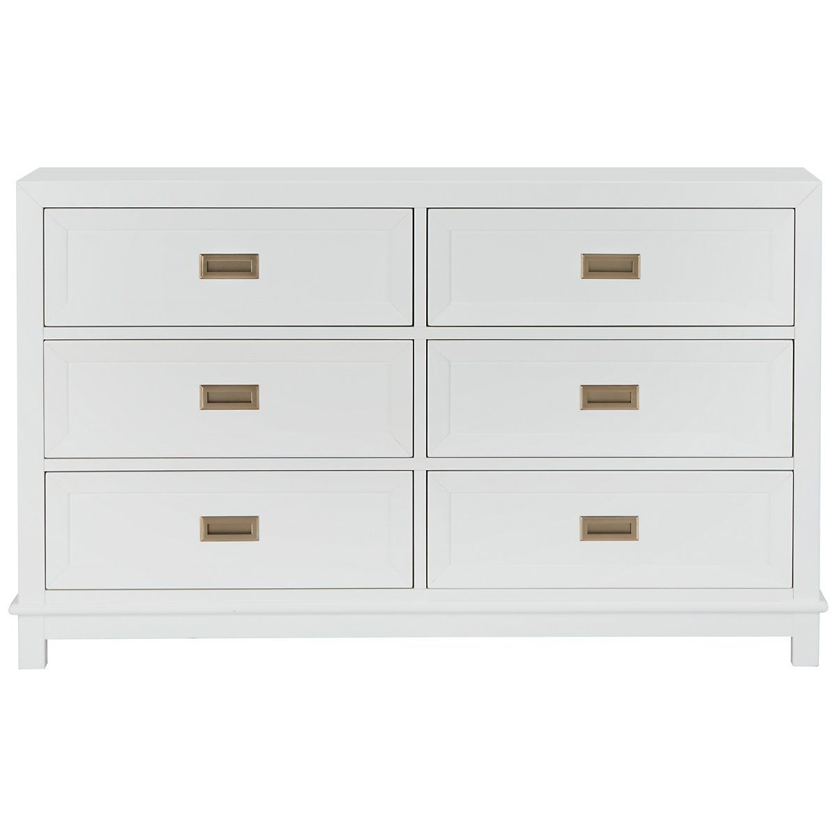 Best Ryder White Dresser With Images White Dresser White 400 x 300