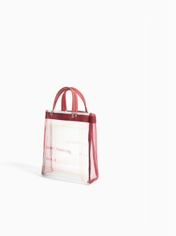 Estampado En Pinterest Bolso Rejilla Mochila Shopper Bags 2018 5FO6P