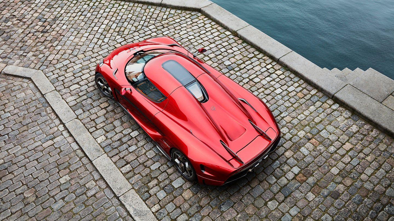 Going 0-186 MPH in the Single-Gear Koenigsegg Regera Is Borderline Unsettling