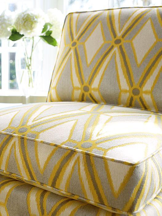 Thibaut Malabar Ikat | Fabrics I love | Pinterest | Ikat, Wood wall ...