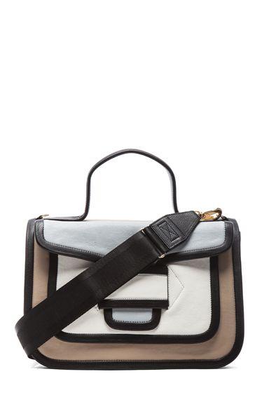Pierre Hardy|Large Bag in Multi Beige