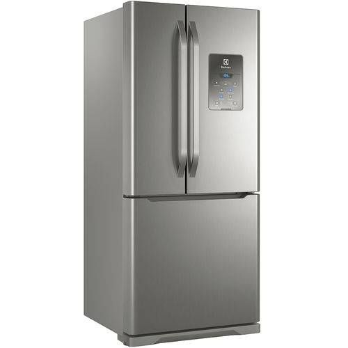 Foto 1 Refrigerador Frost Free Electrolux 579 Litros Dm84x French