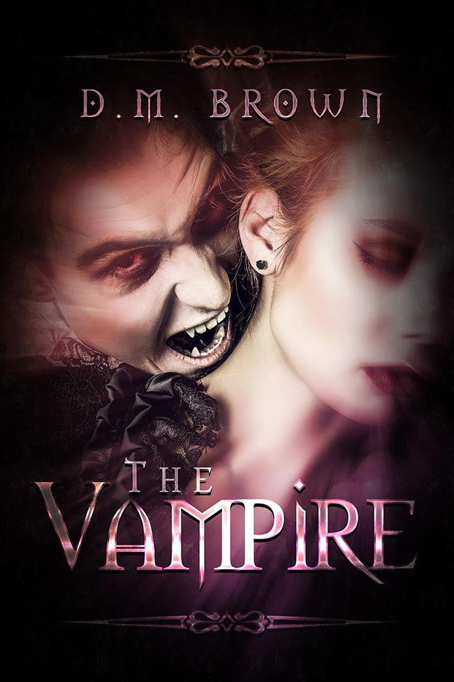 Vampire Book Cover Art ~ Alien science fiction premade book cover