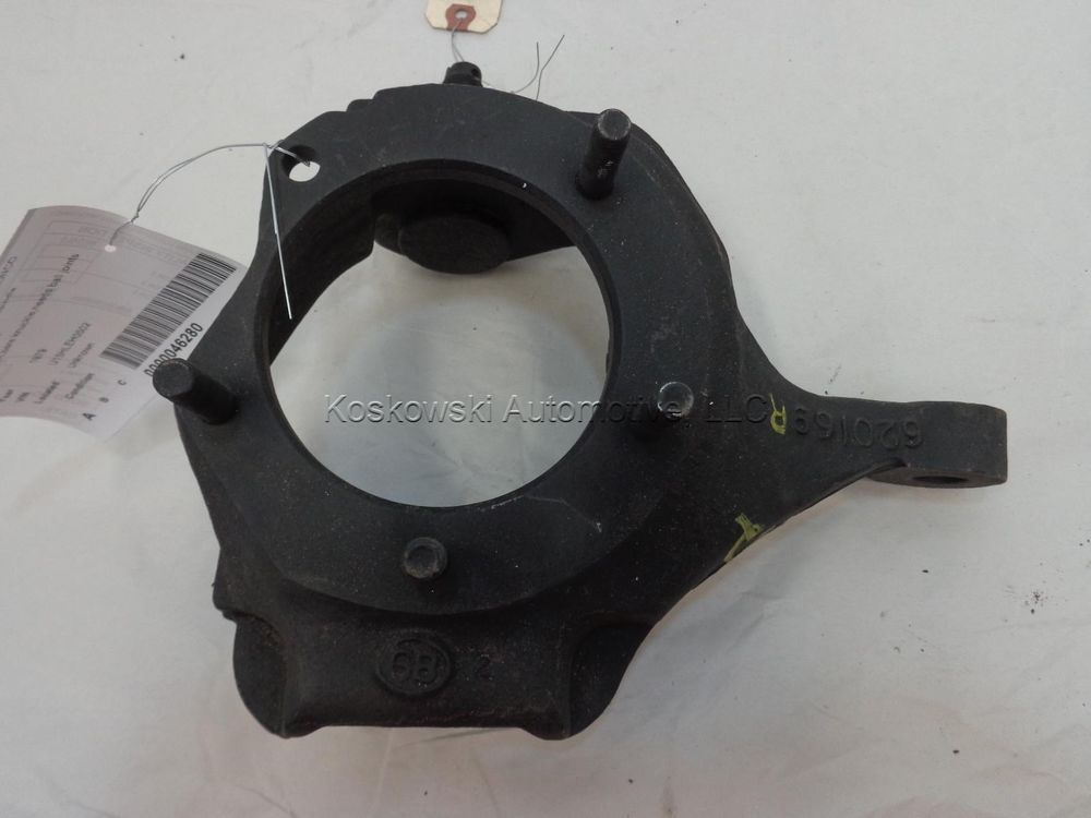Ford F150 Spindle Steering Knuckle 4x4 Right Passenger Side 78 79 Bronco Oem Bronco Ford F150 F150