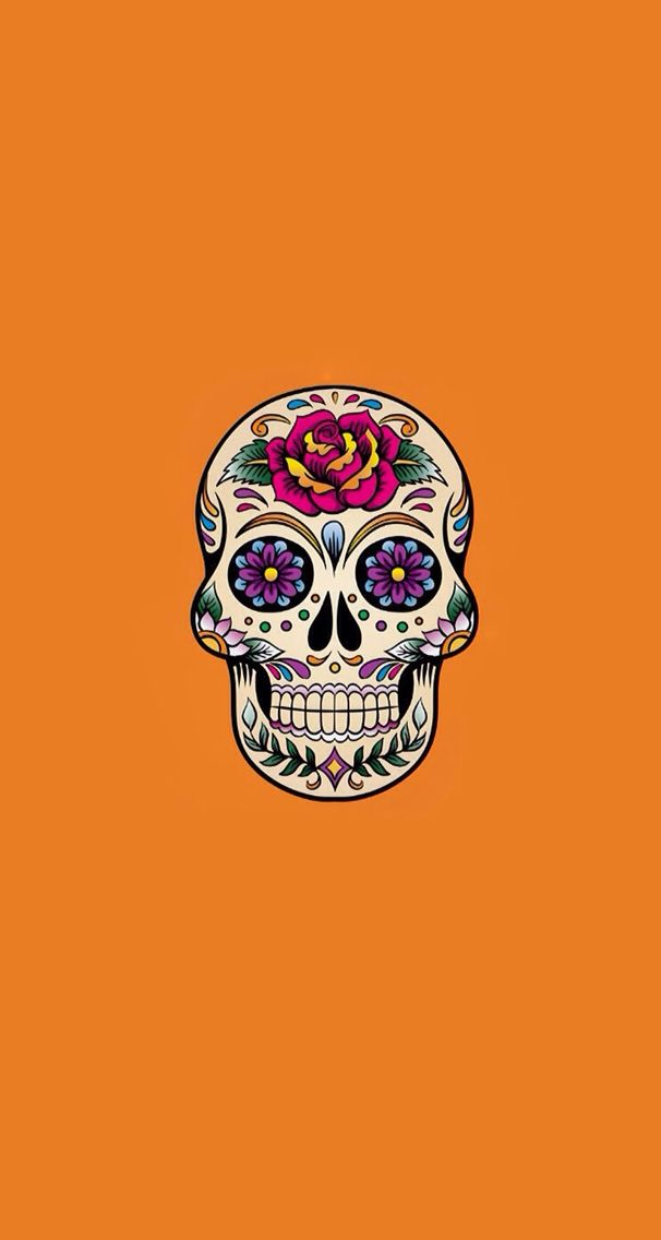 Image Result For Day Of The Dead Wallpaper Iphone