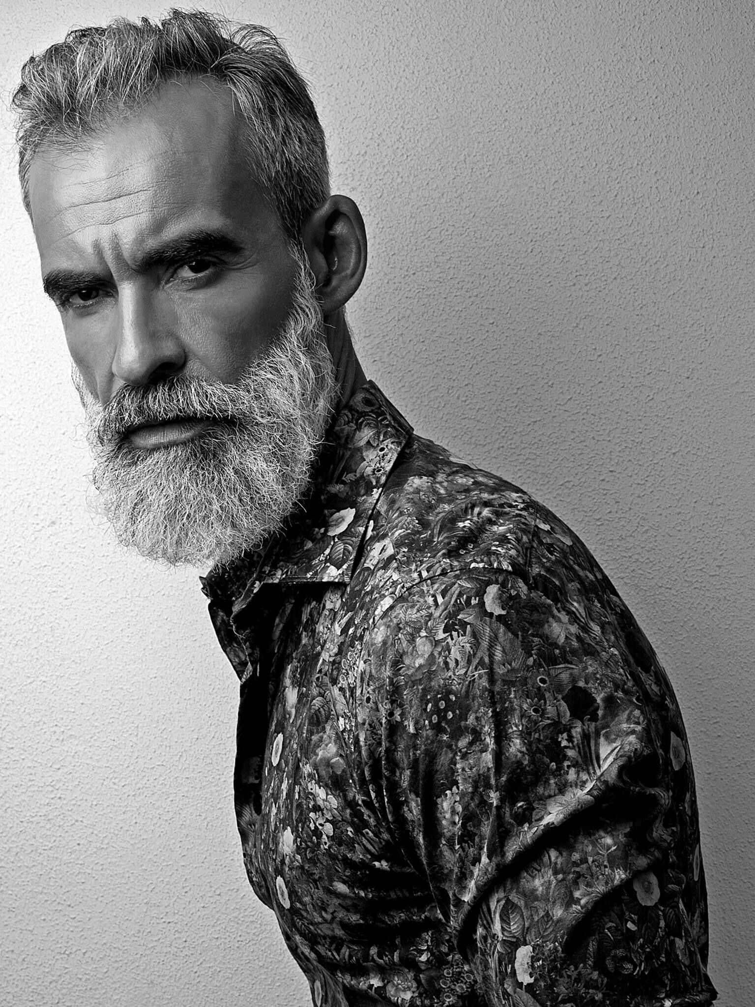 Models male with beards best photo