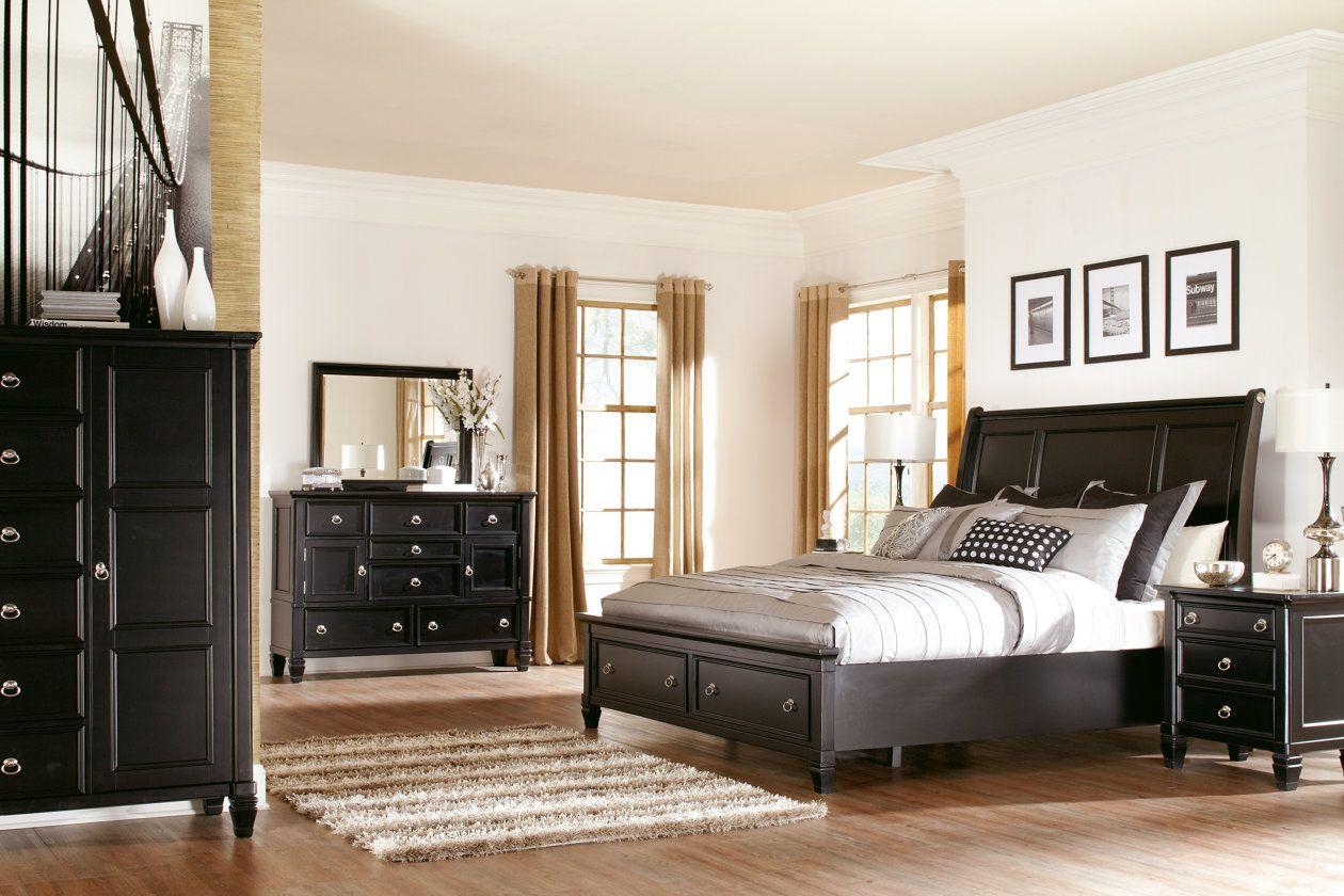 Greensburg Dresser And Mirror Ashley Furniture Homestore In 2021 Bedroom Set Master Bedroom Set Furniture
