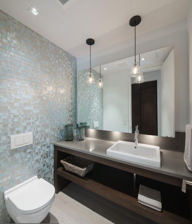 Trendy Bathroom Tiles, Contemporary