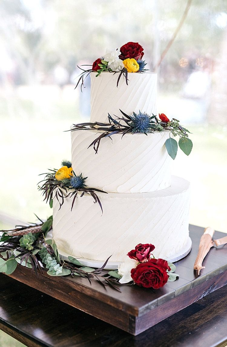 Pin by onlinecake.in on PS Rustic wedding cake, Wedding