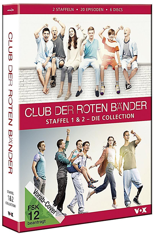Club der roten Bänder - Staffel 1 & 2 DVD   Weltbild.de ...