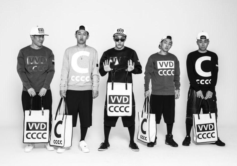 프로필촬영 참고 - VVD Crew x CyChoi 1/4 x Kud Collection