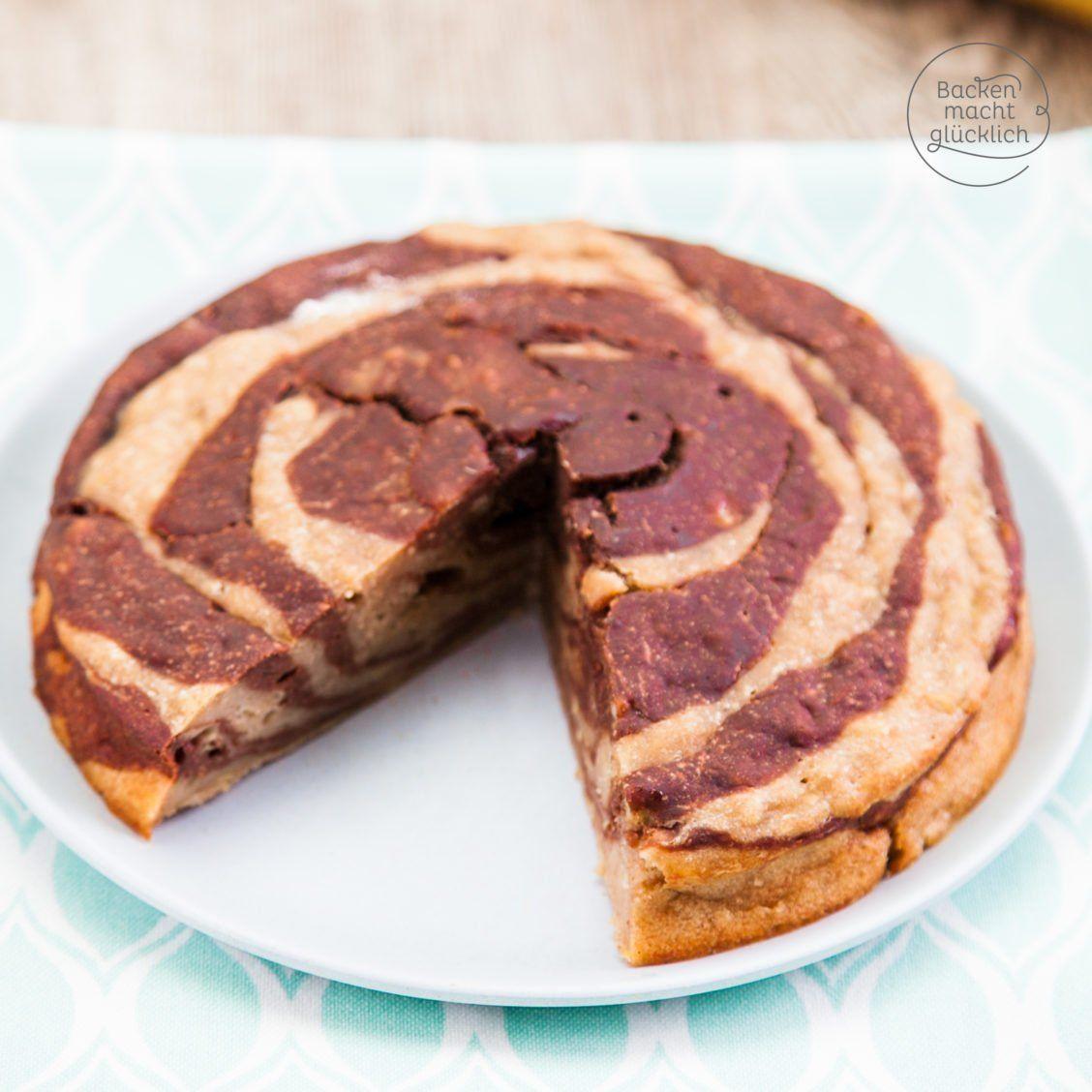 Gesunder Bananenkuchen Ohne Zucker Rezept Bananen Kuchen Bananenkuchen Ohne Zucker Bananenkuchen