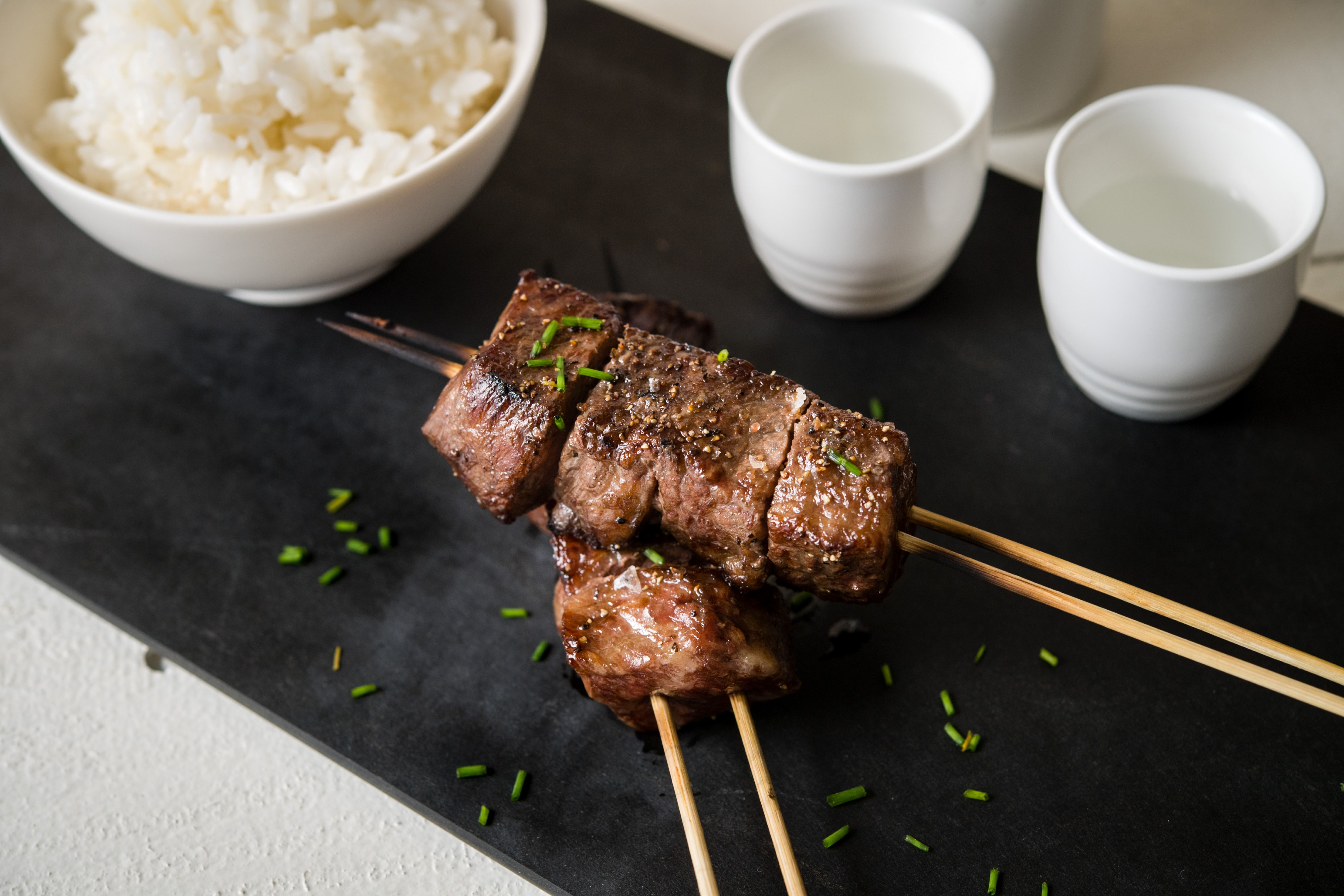 how to cook wagyu beef cubes