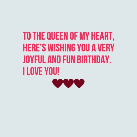 Admirable Love Quotes For Him For Her The 60 Happy Birthday Wife Wishes Personalised Birthday Cards Paralily Jamesorg