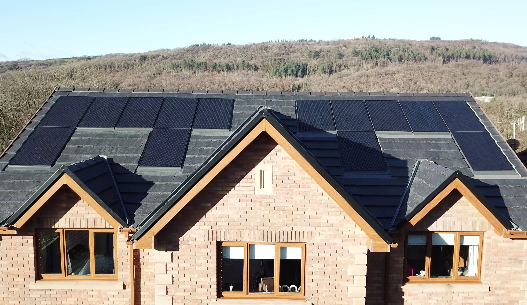 Solar Panels For Self Build Solar Pv Panel Solar Panels Solar