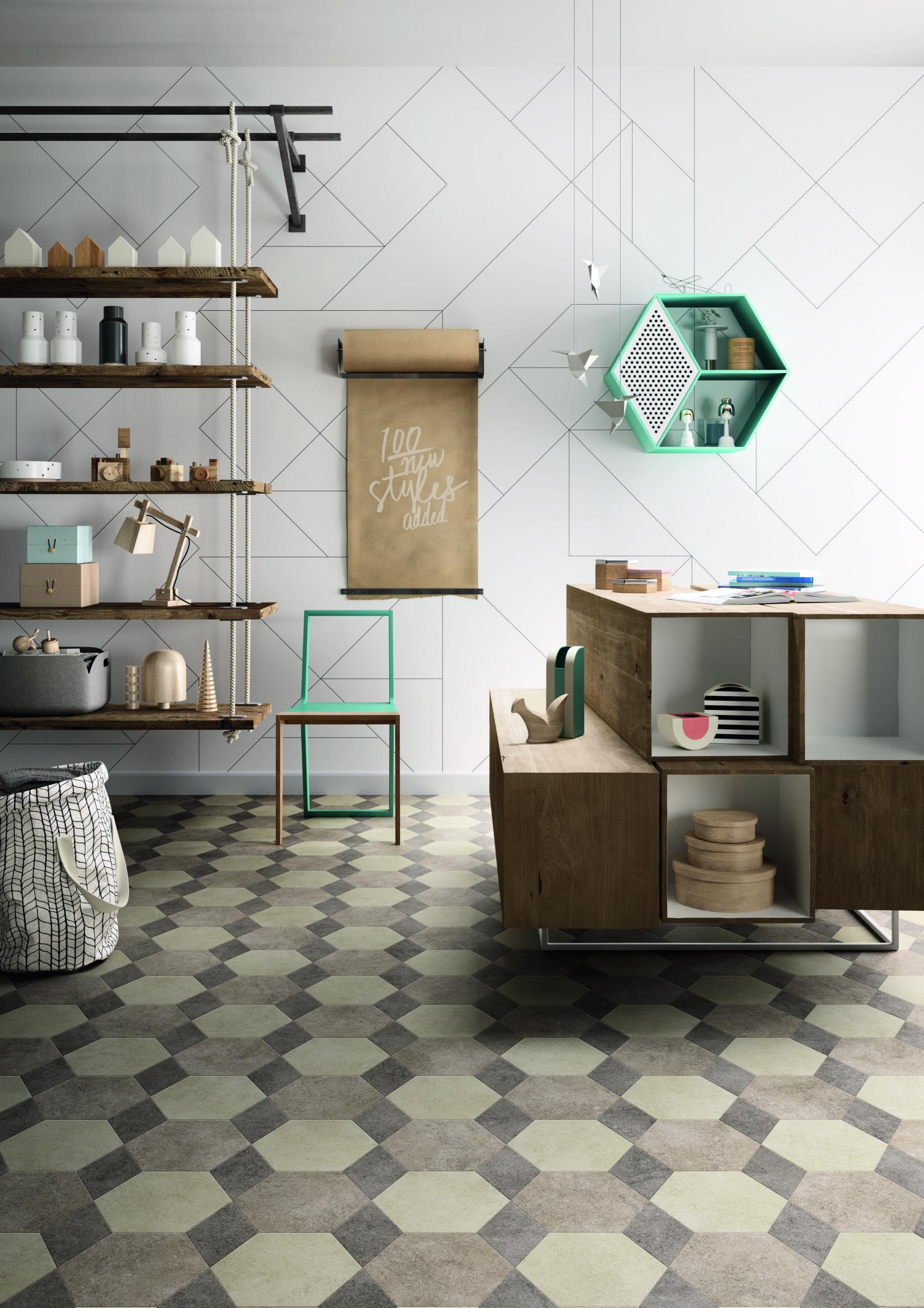awesome badkamer ideeen met vinyl retro vloer