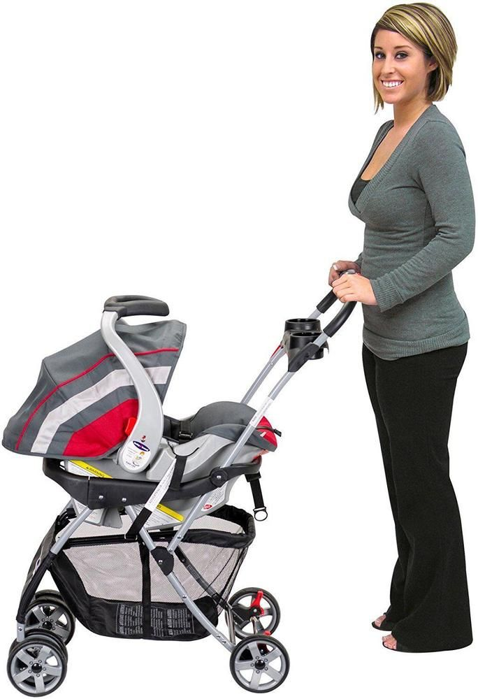 Infant Car Seat Carrier Universal Baby Safety Travel System
