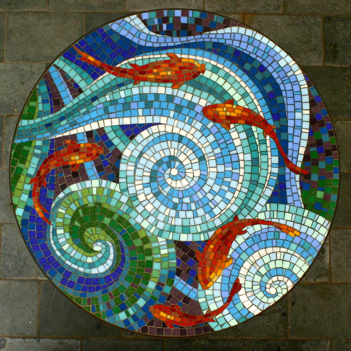 Table Mosaic Patterns: Cintia Cimbaluk …