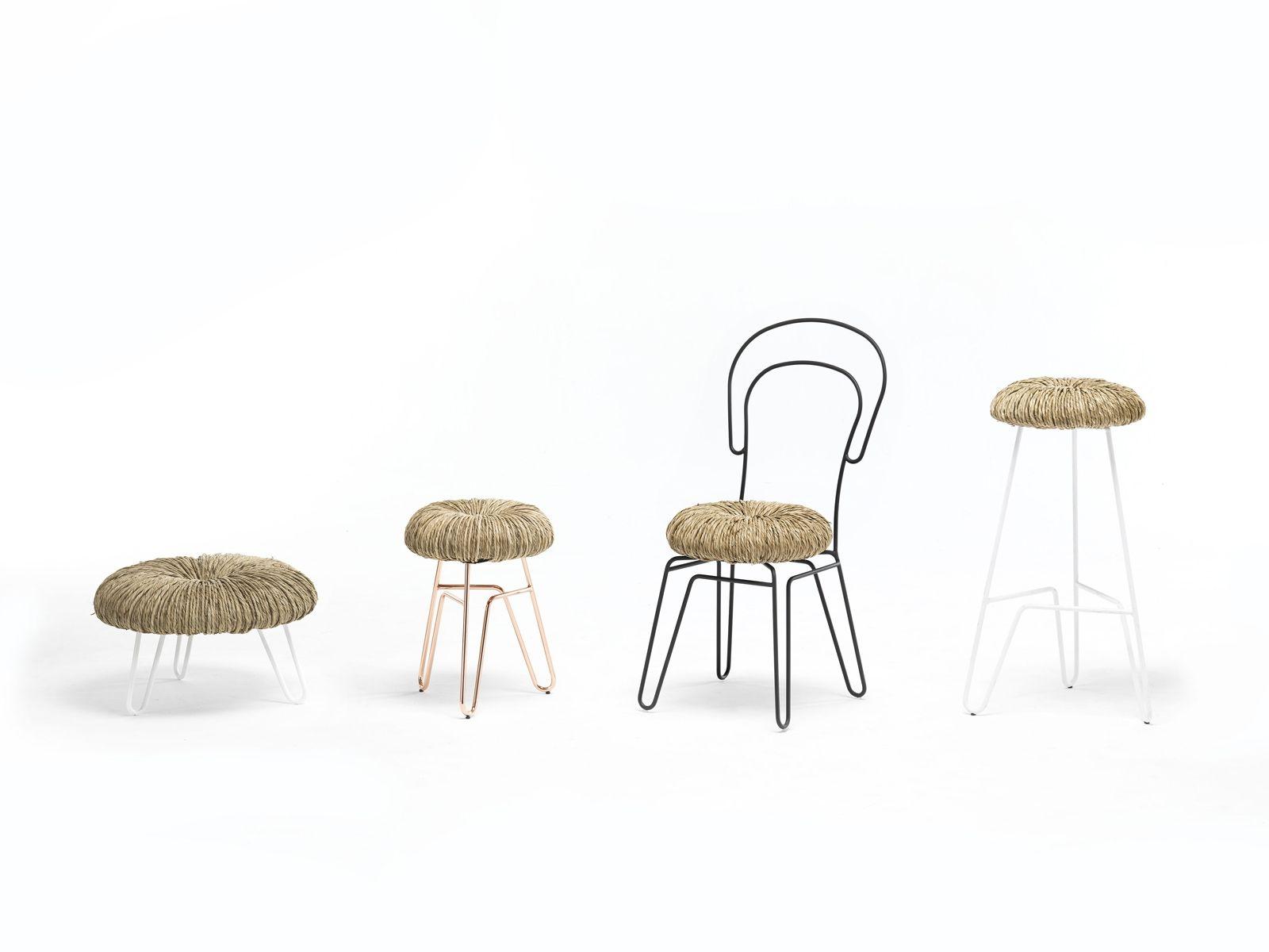 Sedie Alte Da Bar Design donut / alessandra baldereschi, 2014 /sgabello. stool / http