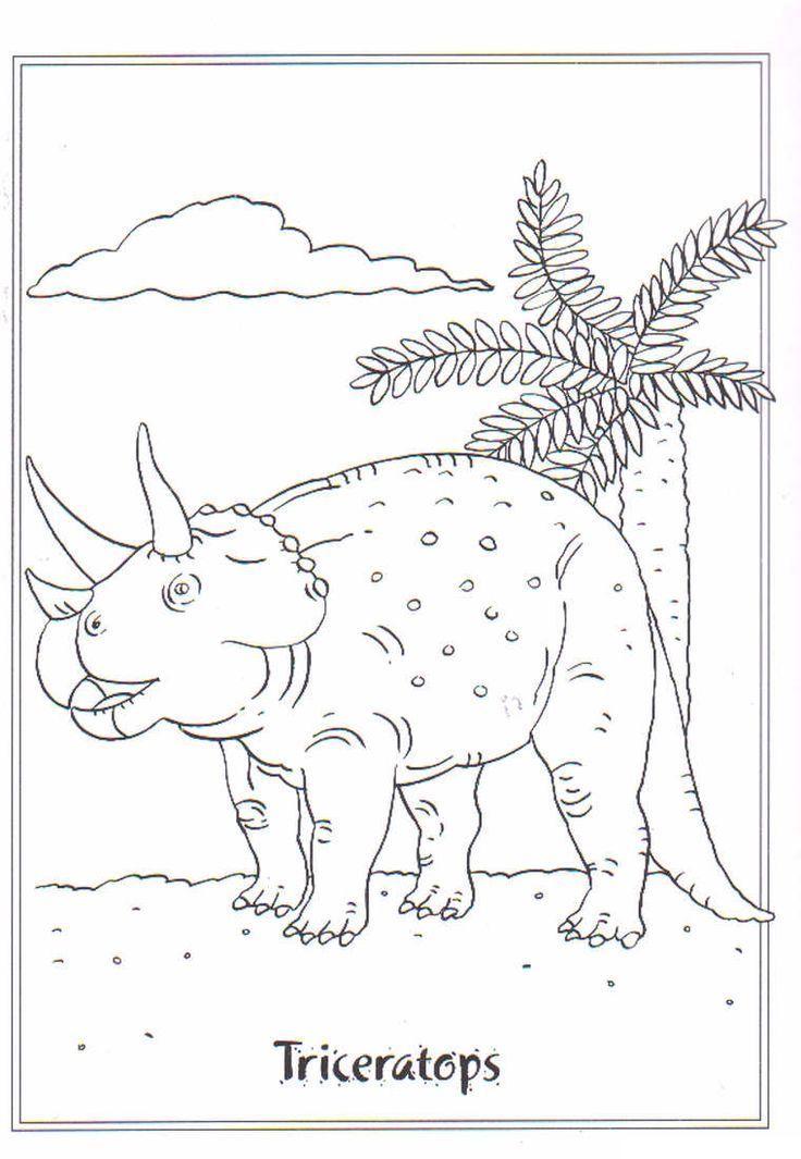 Coloring pages von Betty Argue Malvorlage dinosaurier