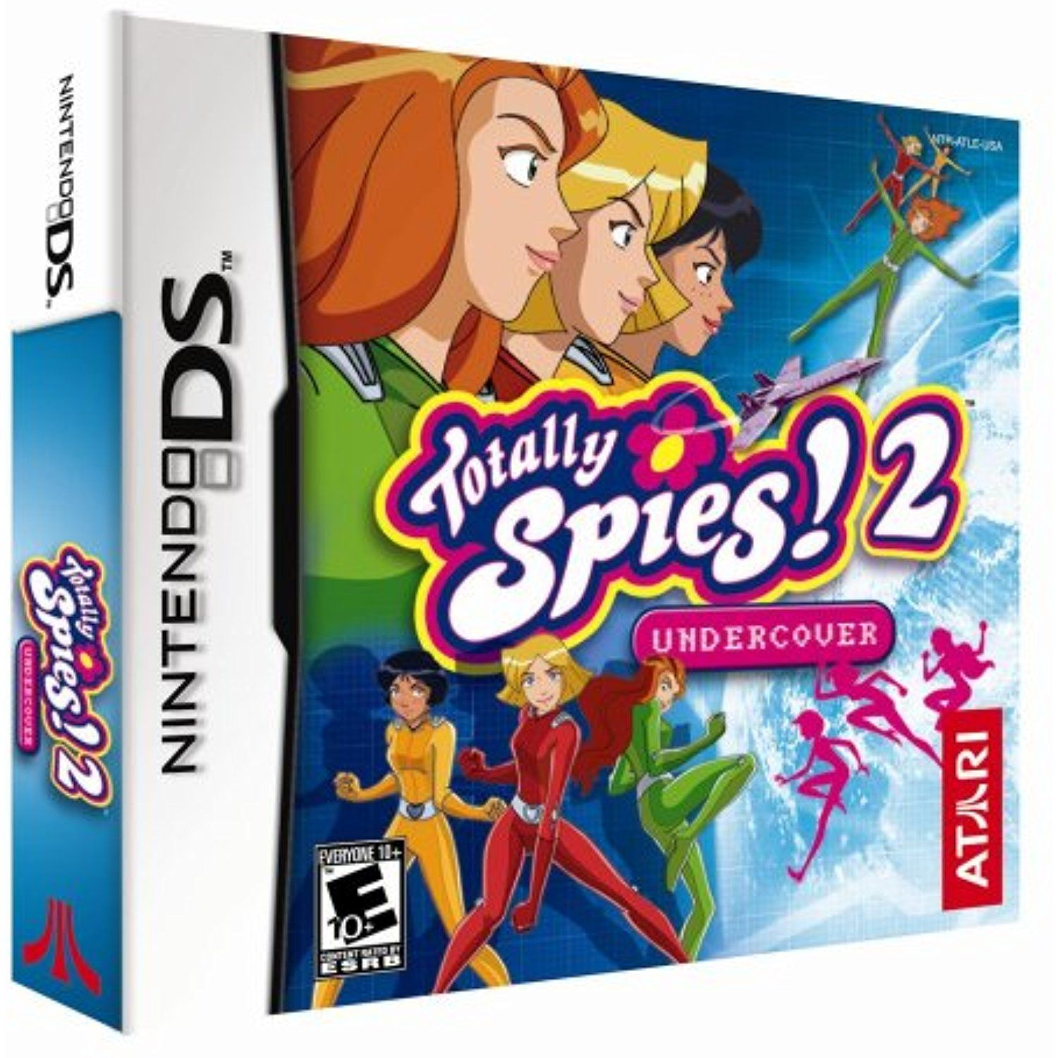 Totally Spies 2 Nintendo Ds More Info Could Be Found At The
