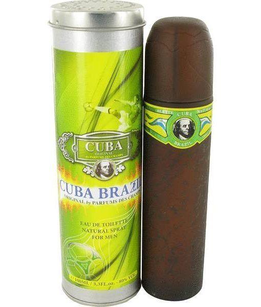Lleva Este Espectacular Perfume Cuba Brazil 100 M L Para Hombre Envio Gratis A Tan Solo 59 900 Tienda Virtual Http Ift Eau De Toilette Unique Scent Spray