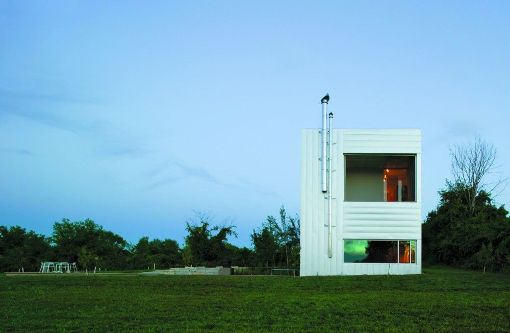 Gallery Of Field House Wendell Burnette Architects 23