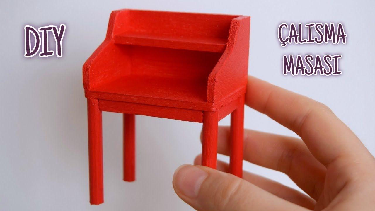tutorial: miniature desk