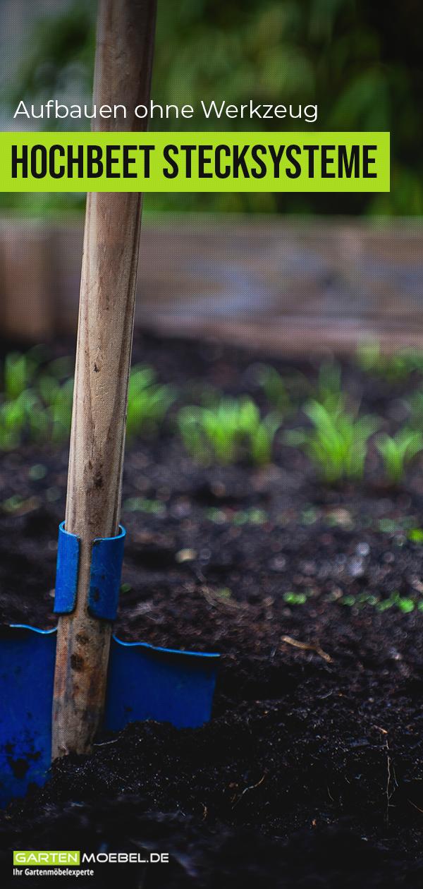 Hochbeet Stecksystem Schnell Praktisch In 2020 Hochbeet Beete Garten