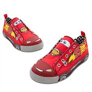Disney Lightning McQueen Slip-On