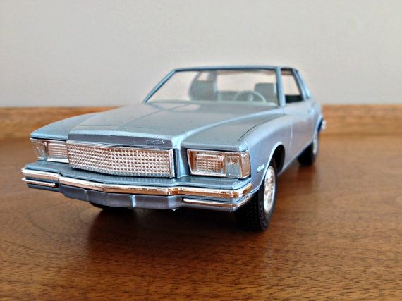 Chevrolet Promo Car 1978 Monte Carlo Mib By Vintage19something