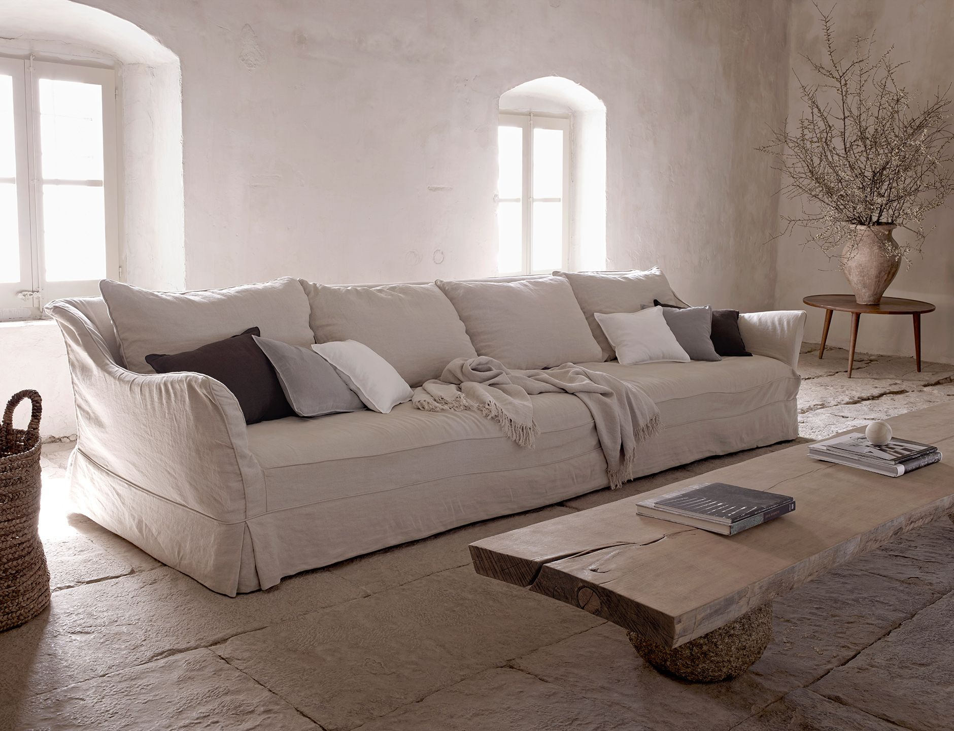 Zara home interior design - Room Interiores De Casas Rusticas Salon Campero Zara Home
