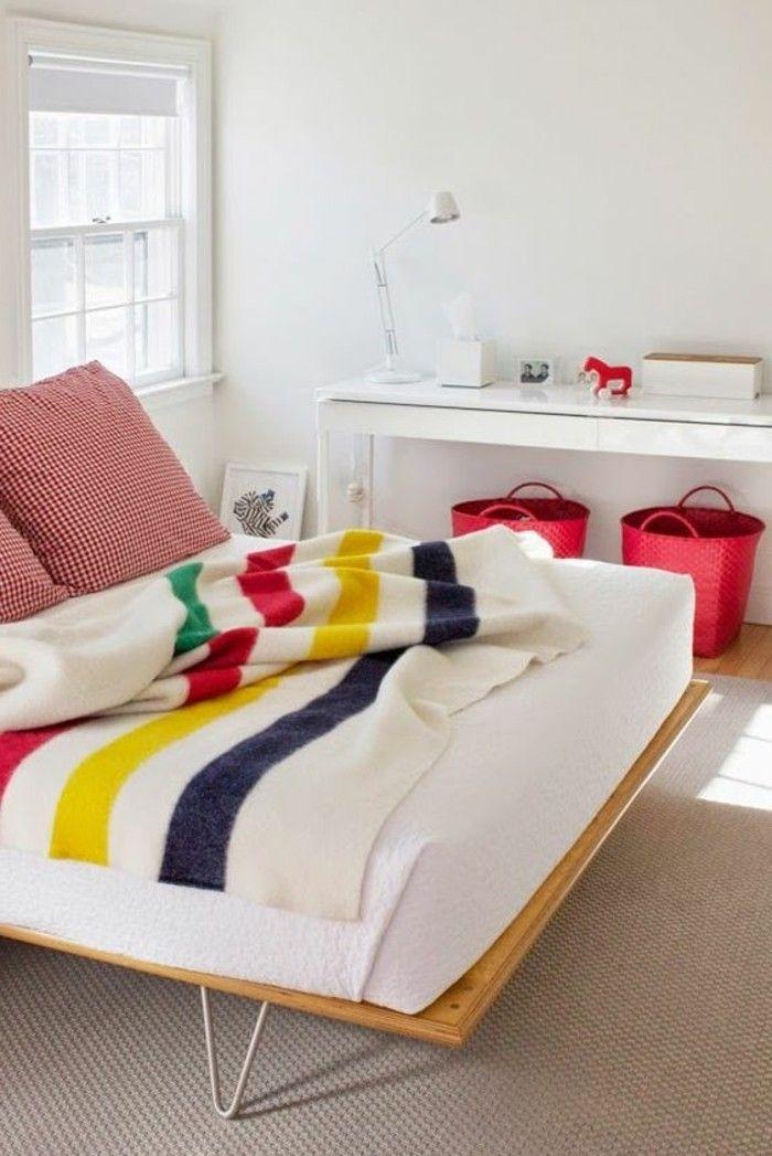 Le meilleur modèle de votre lit adulte design chic Inspiration