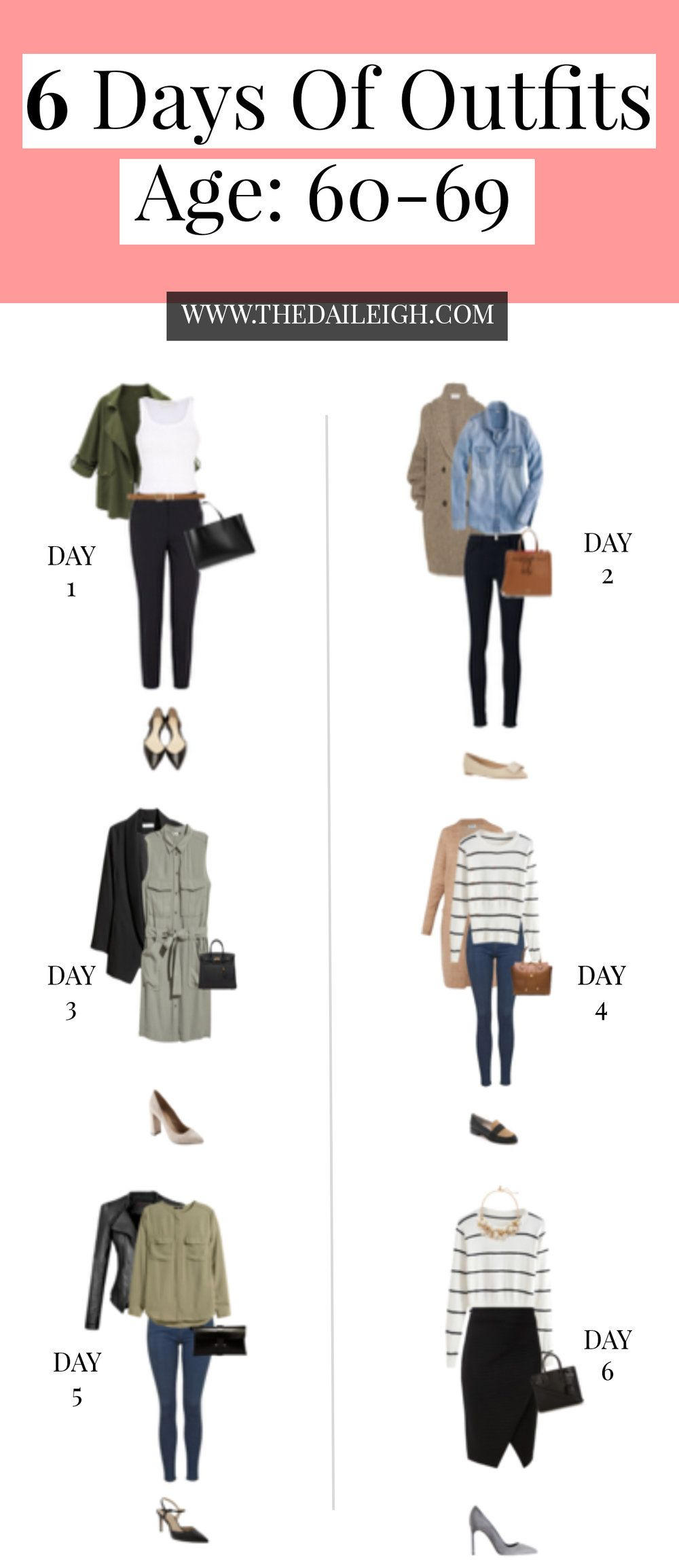How To Dress In Your 60's in 2020 | 60 fashion, Over 60 ...