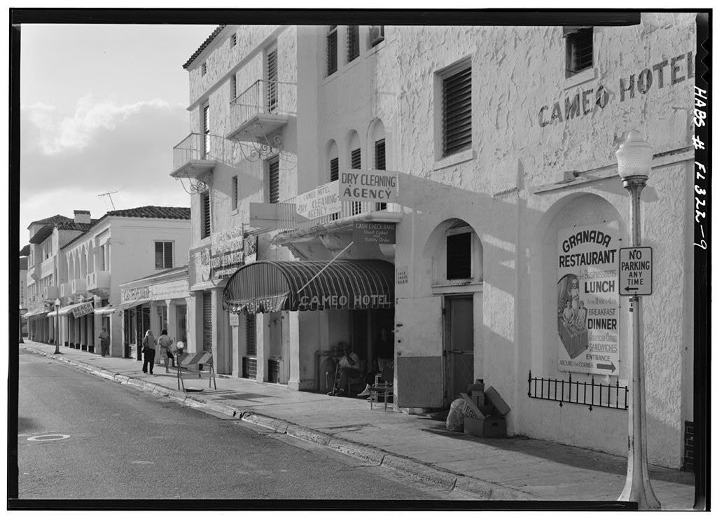 Miami Beach Art Deco Historic District, Miami, MiamiDade