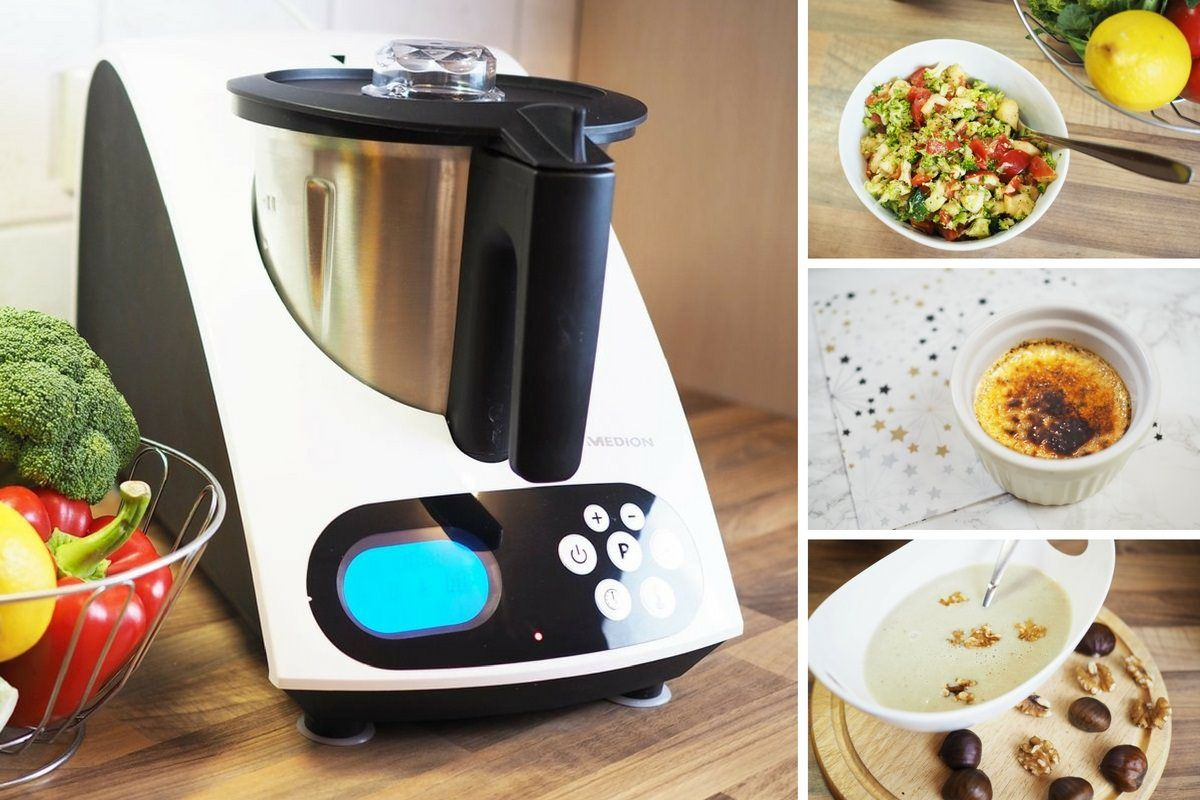 Küchenmaschine Aldi Rezepte 2021