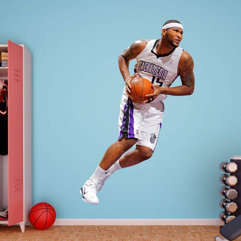 Fathead NBA Sacramento Kings DeMarcus Cousins Wall Decal - 22-20240