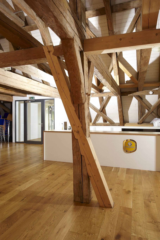 Sanierung der Taferne in Ziemetshausen durch Holzbau Aumann in ...