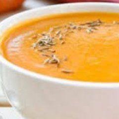 Soupe au chou fleur, carottes et cumin | Recette | Soupe choux fleur, Soupes et Chou fleur
