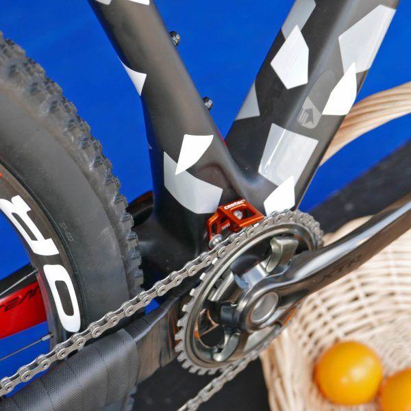 Superior Race New Carbon Team Xf29 Issue Full Suspension Team 29