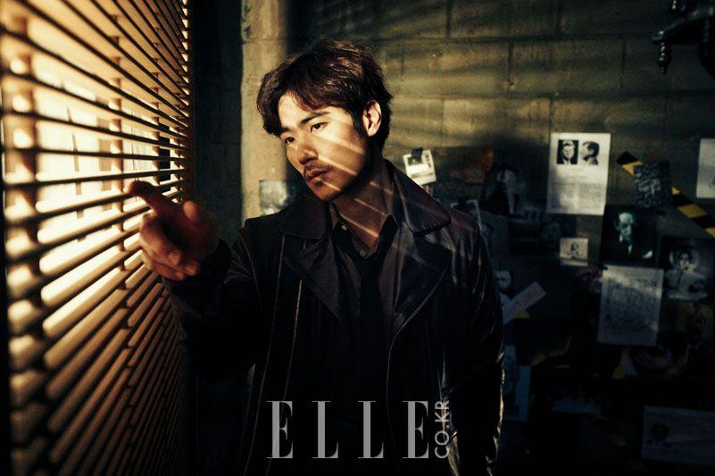 Kim Bum, Kim Kang-woo, Elle Korea March 2013