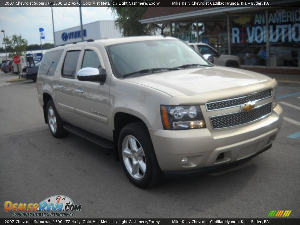 2007 Chevrolet Suburban Ltz Tahoe Bad Gas Mileage Forum Chevy