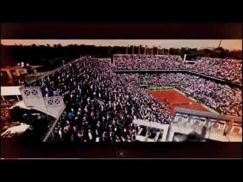 5º ROLANDO ARROZ - 2013 - #Tennis @ Porto Alegre, Brazil - WimBelemDon - YouTube