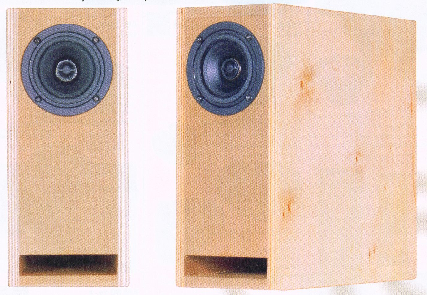hobby hifi spiralino tl cc96 bausatz speakers. Black Bedroom Furniture Sets. Home Design Ideas