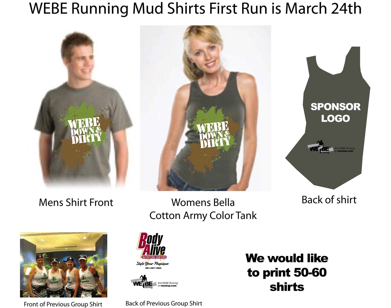 T Shirt Design Ideas For Mud Runs Shirt Design Mud Run Shirt