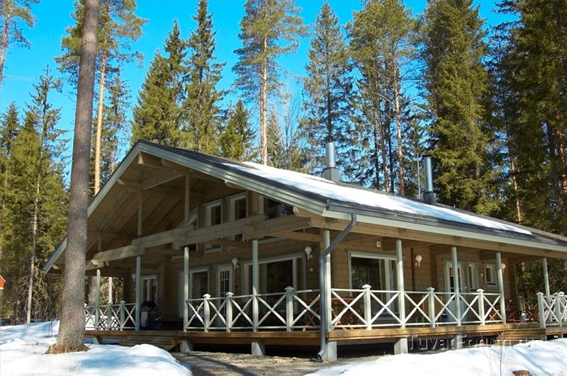 Villa Venla, Härkäniemen Tuvat, Mikkeli, Finland