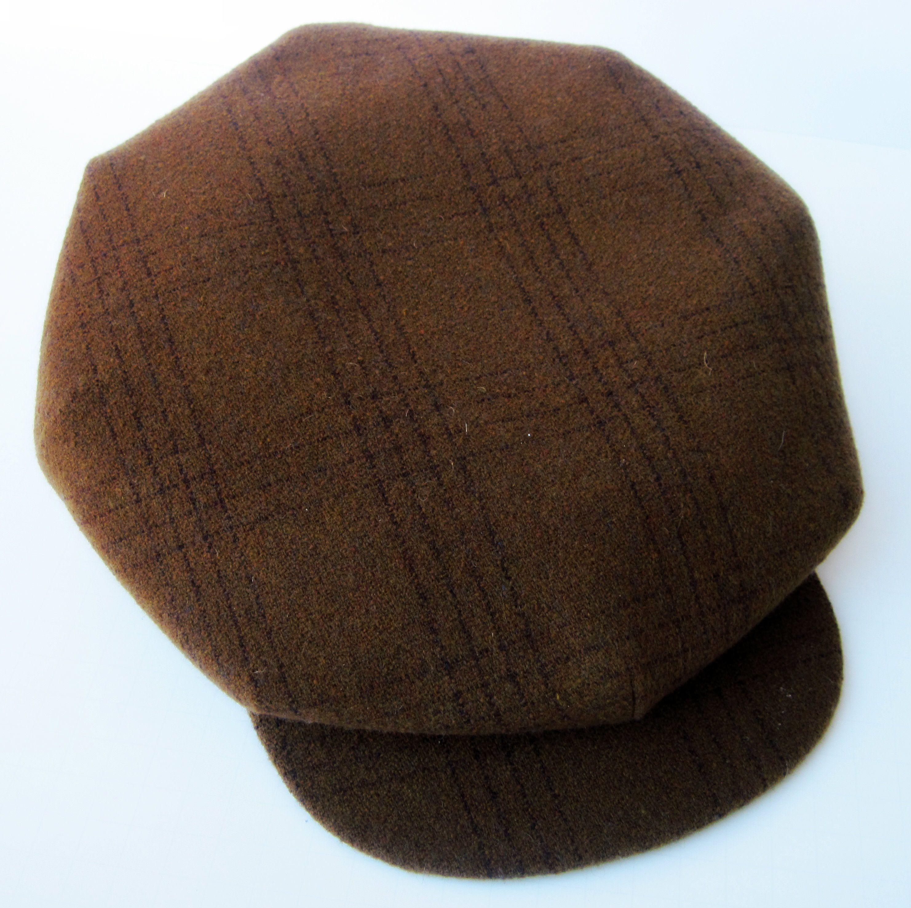 1920 s style cap by Barry Simonds  543dbc19e64