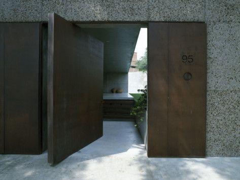 Casa Marrom, Sao Paulo, Isay Weinfeld