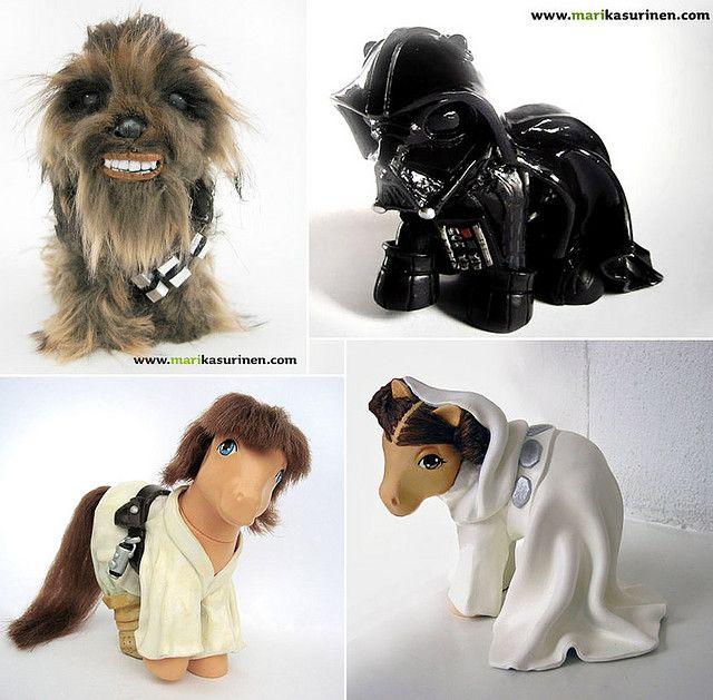 Star Wars My Little Pony Star Wars Nerd Star Wars Geek Star Wars Love